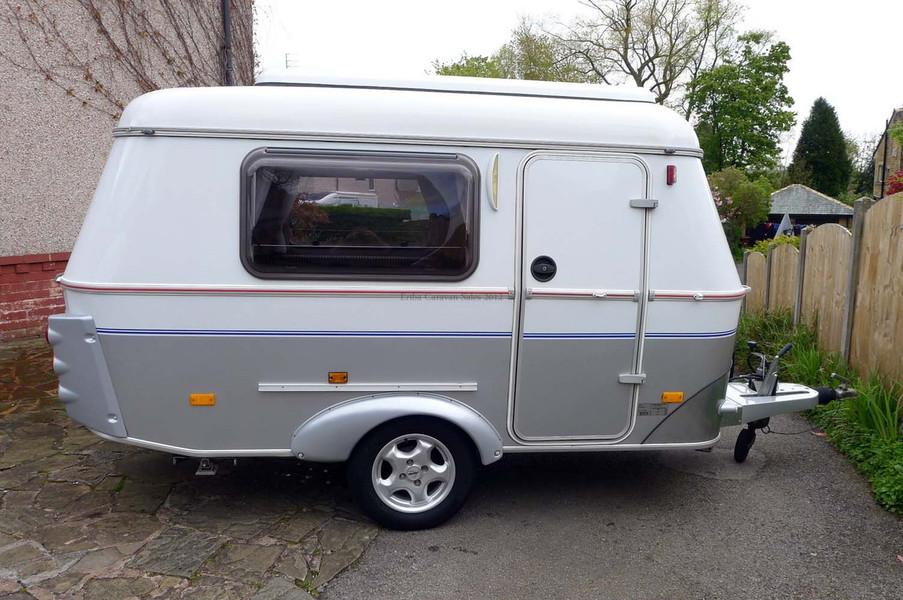 Eriba Caravan Sales - Eriba PUCK 120GT / year 2007 / Sold