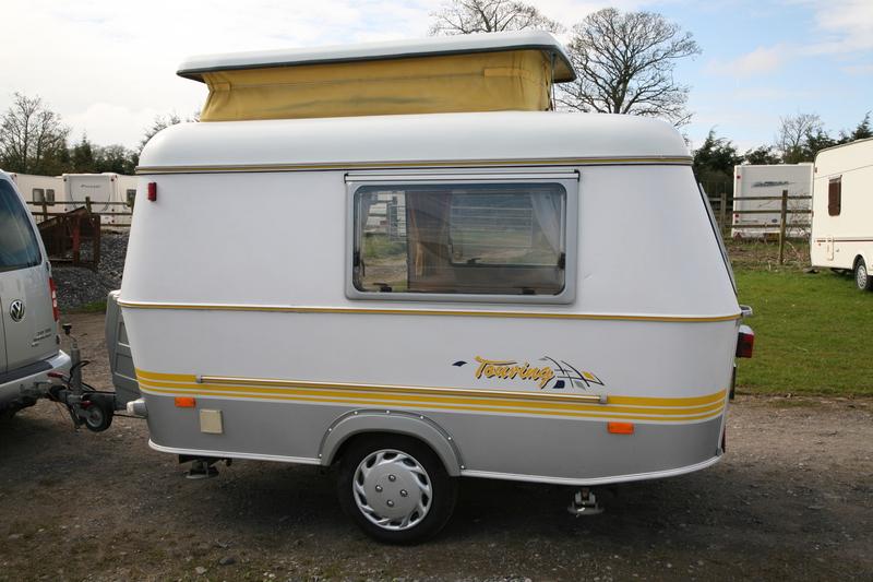 Eriba Caravan Sales Eriba Puck Classic 2000 Sold